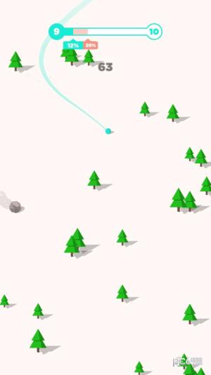 小球滑雪<a href=