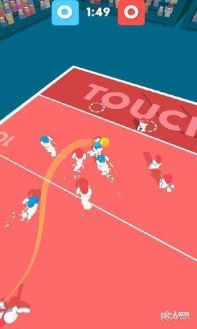 带球冲撞软件截图3