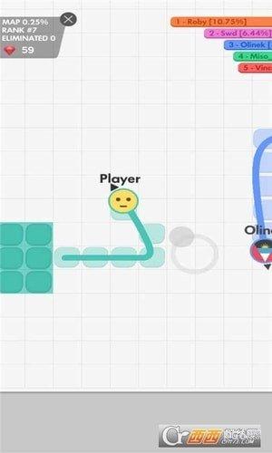 蛇块大作战2软件截图1