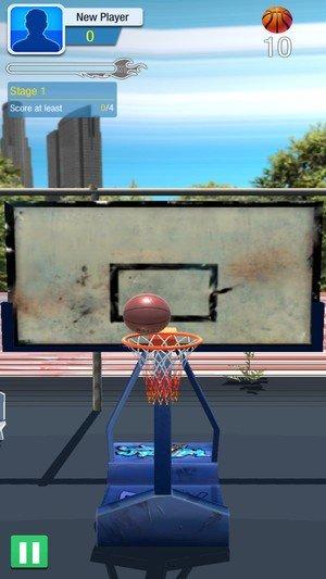高空投篮软件截图2