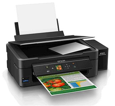 爱普生L455打印机驱动下载