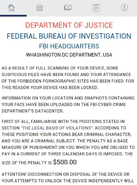 FBI敲诈病毒专杀工具