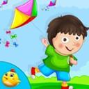 放风筝的孩子游戏