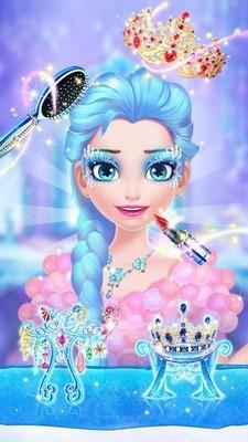 冰雪皇后梦幻化妆软件截图3