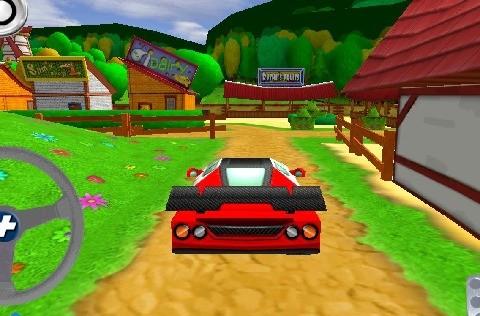 镇的种族停车软件截图1