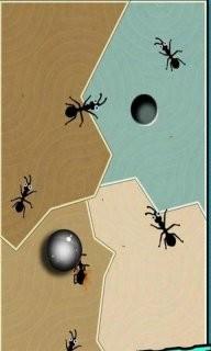 铁球大战蚂蚁软件截图1