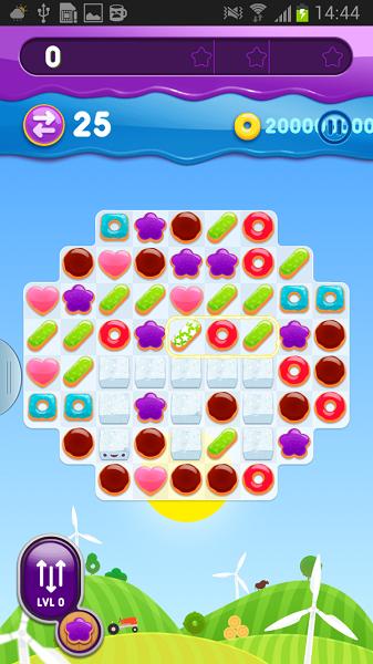 疯狂甜甜圈软件截图2