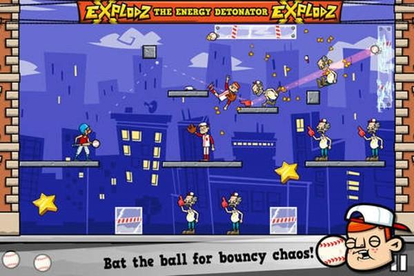棒球骚乱软件截图3
