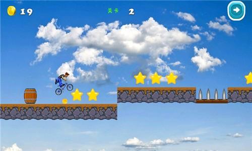 疯狂单车冒险软件截图3