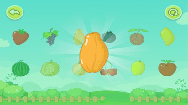 儿童学水果软件截图3