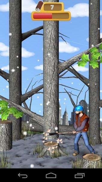 伐木工人软件截图0