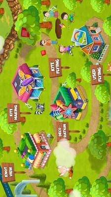 放风筝的孩子游戏软件截图2