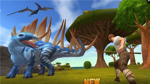 侏罗纪生存岛求生3D软件截图3