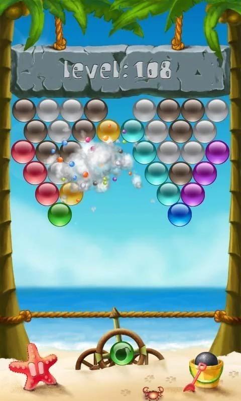 经典泡泡龙单机版软件截图2