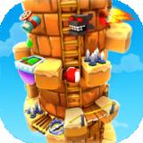 城堡塔防游戏
