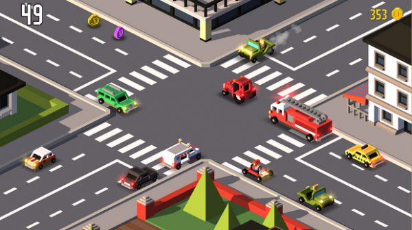 交通高峰2软件截图1