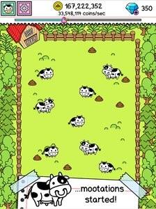 疯狂奶牛进化软件截图0