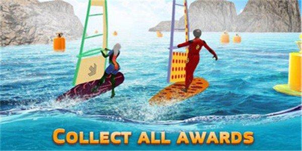 夏季水上运动模拟器软件截图0