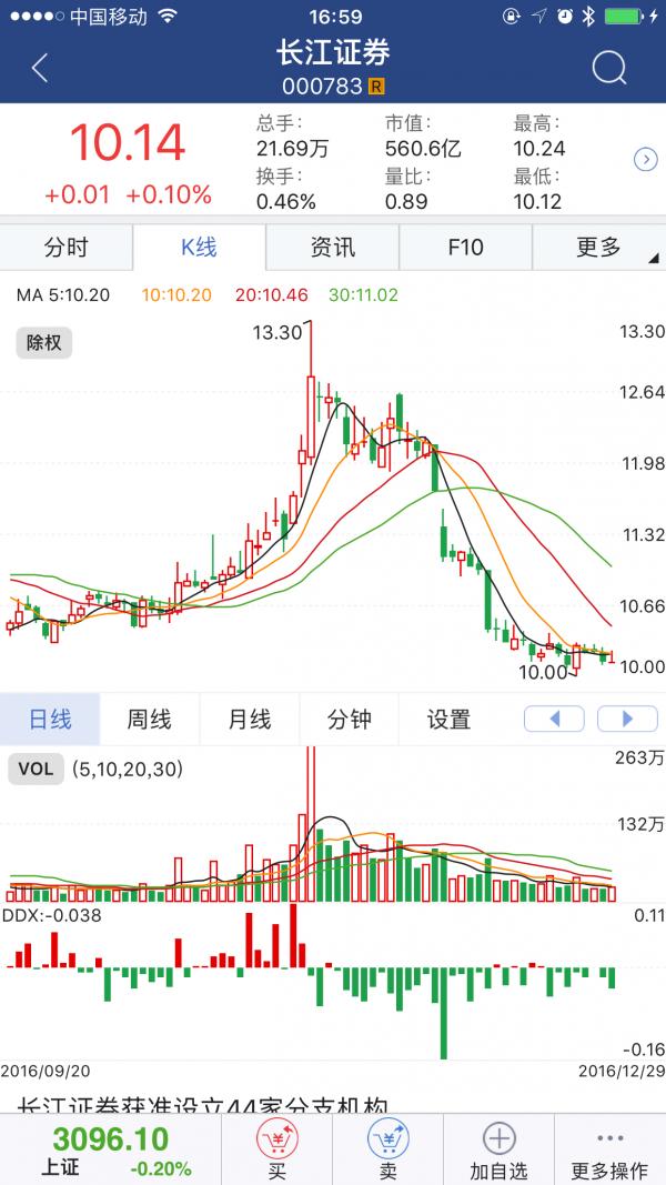 金长江智慧版软件截图3