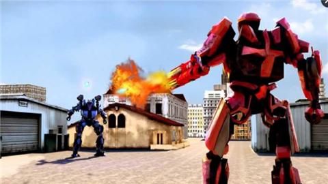 机器人革命战争