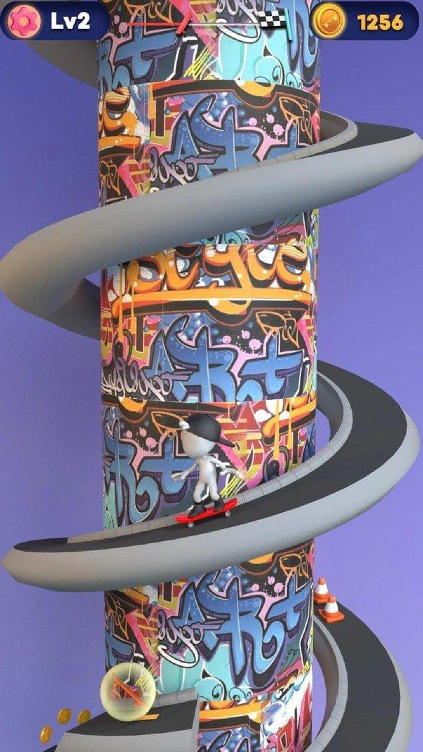 螺旋滑板软件截图3