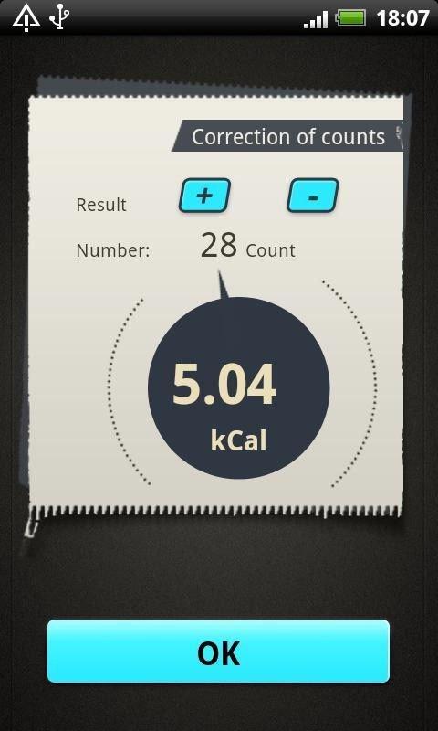 健身自动计数器
