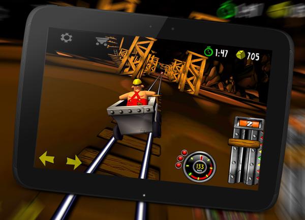 矿车冒险软件截图1