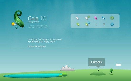 Gaia.Cursors