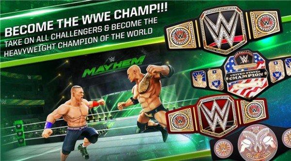 WWE混乱<a href=