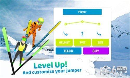 跳台滑雪竞技游戏下载