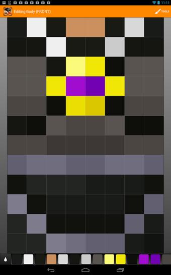 我的世界皮肤制作器(Minecraft Skin Studio)软件截图1
