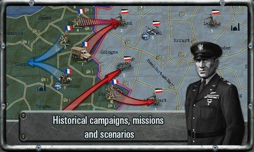 战略与战术二战软件截图0