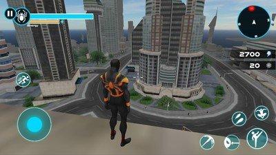 蜘蛛侠绳索暗影英雄软件截图3