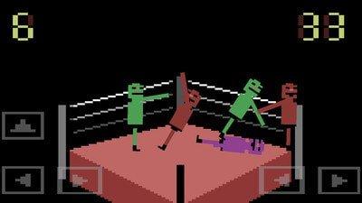 搞怪摔跤软件截图1