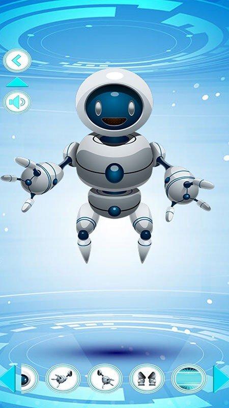 创造我的机器人软件截图1