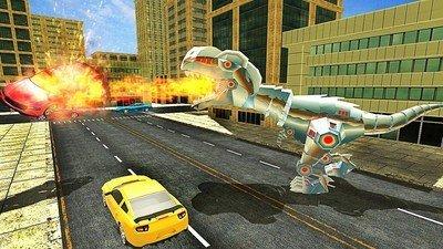 恐龙机器人模拟器软件截图1