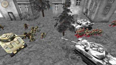 火柴人战斗模拟器二战软件截图2