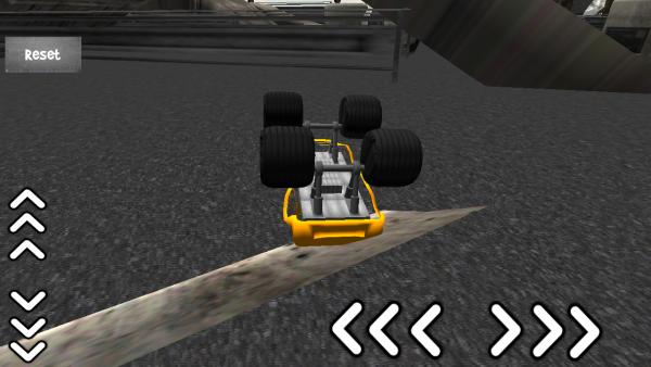 爬山汽车拉力赛3D软件截图3