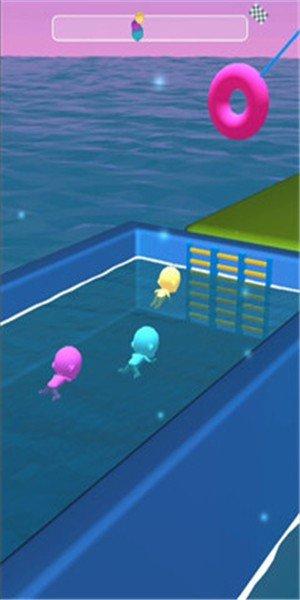 玩具赛跑3D软件截图0