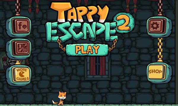 Tappy逃生2鬼城堡