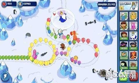 探险时光气球大战