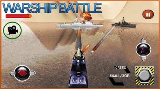 海军战舰炮手舰队软件截图3