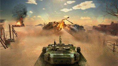 坦克变形机器人大战软件截图2