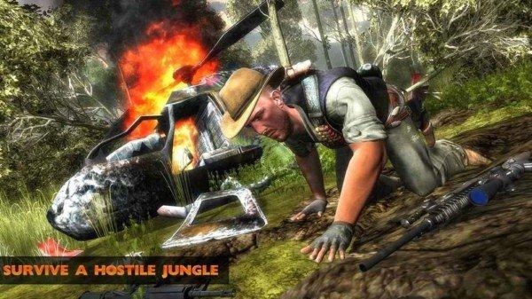 丛林生存英雄逃脱软件截图2