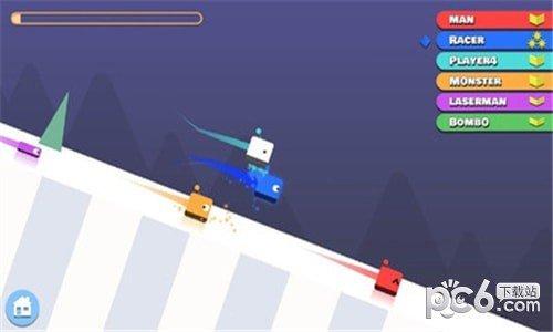 滑冰大作战软件截图1