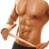 胸腹撕裂健身视频教程