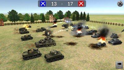 二战坦克对轰软件截图2