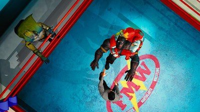超级英雄摔跤竞技场软件截图2