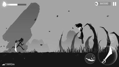 火柴人酷跑暗影冒险软件截图2