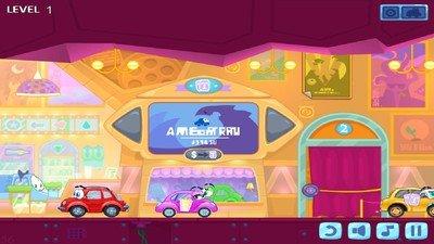 小汽车的童话梦软件截图1
